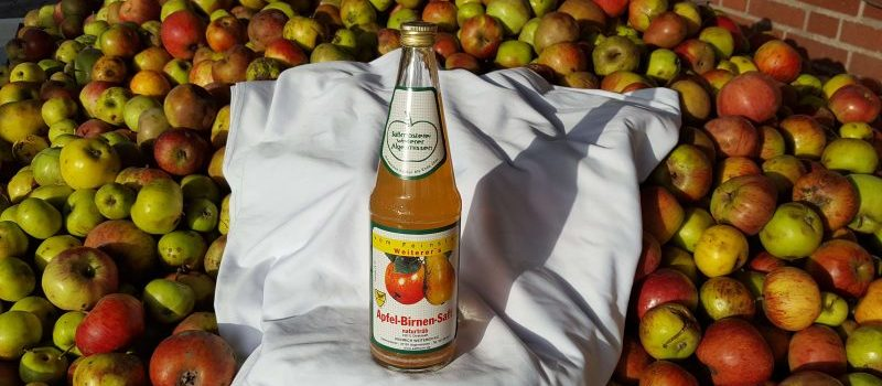 Apfel Birnen Saft