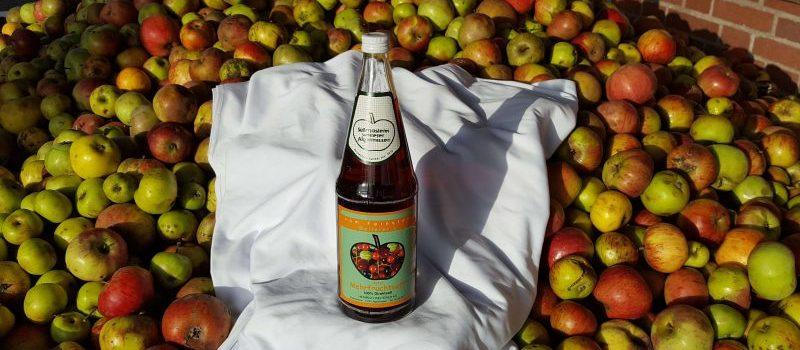 Apfel Mehrfrucht Saft