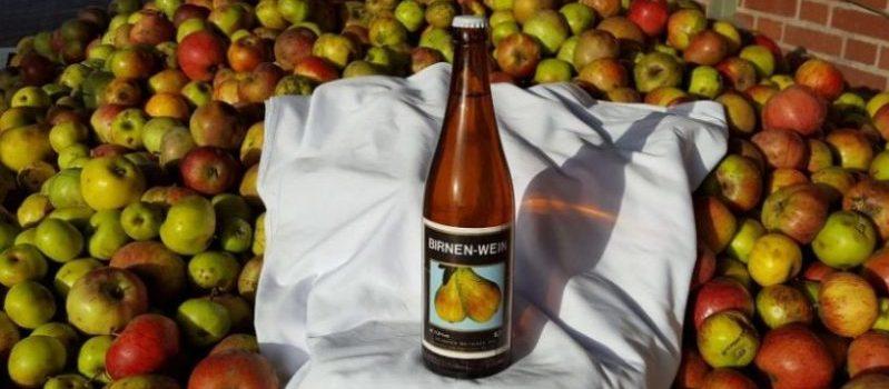 Birnen - Wein