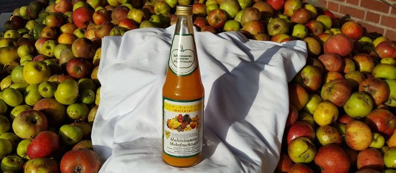 Multivitamin-Mehrfruchtsaft